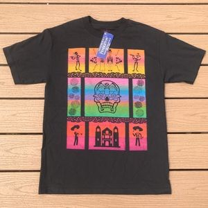 NWT Pendleton Day of the Dead Blanket Tee Sz M